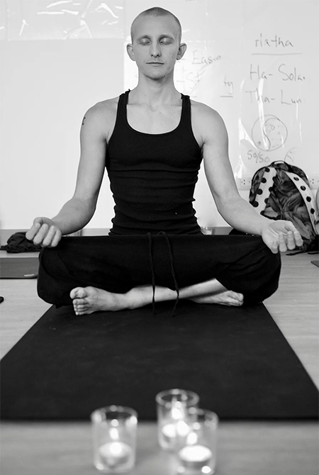 world yoga institute team member alex issaev