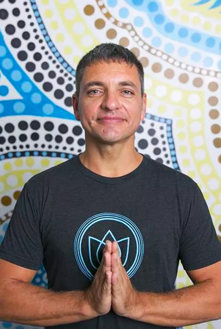 world yoga institute team member gabriel villaverde