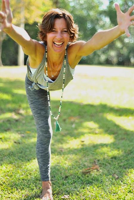 world yoga institute team member nicola brisuela