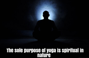 Success with yoga