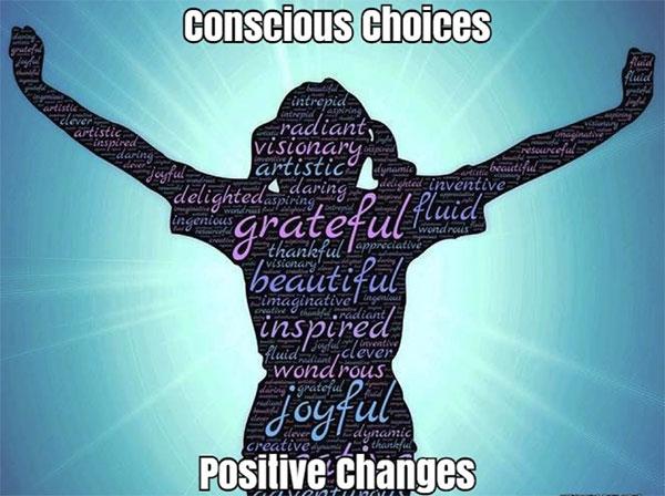 conscious choices positive changes blog