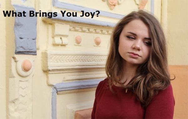 what brings you joy