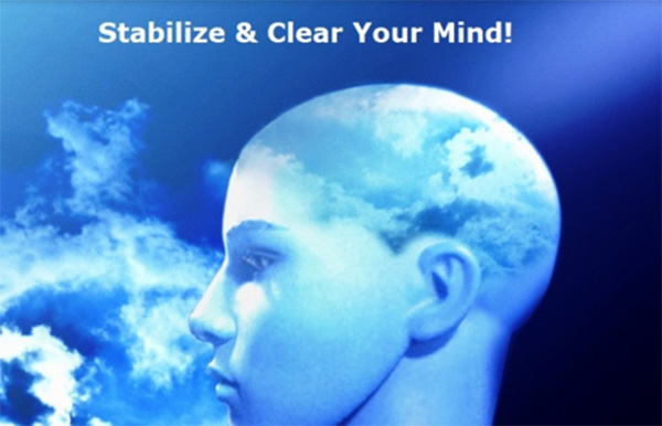 stabilize and clear your mind